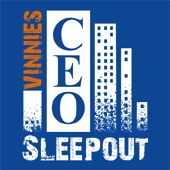 CEO Sleepout Logo