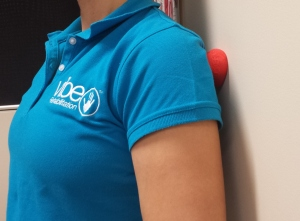 Trigger point therapy using a Pocket Physio